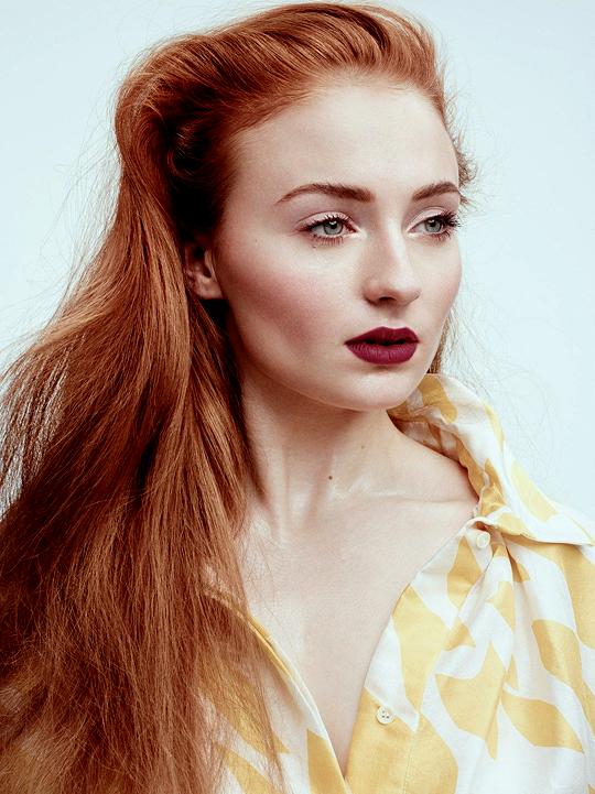 Tumblr Nlof4jf4gz1tz0azfo1 540 Png 540 721 Sophie Turner Redheads Beauty