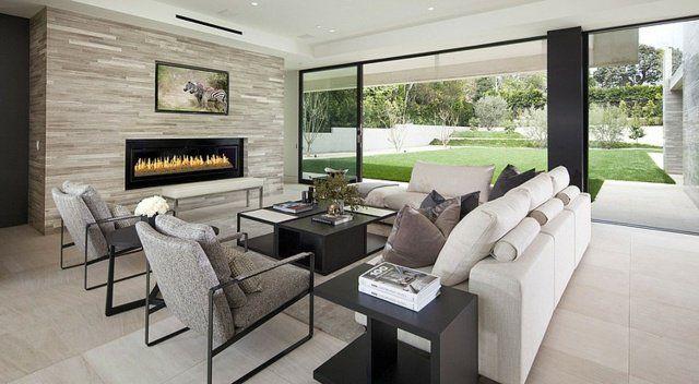 Décoration et design du salon moderne en 107 idées superbes!