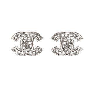 Boucles D Oreilles Chanel Bijoux Vintage Bestmarques 192 Boucles D Oreilles Chanel Bijoux Chanel Bijoux Boucles D Oreilles