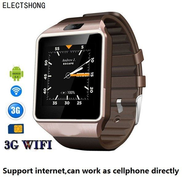 512MB/4GB WIFI Smart Watch Support APP Download