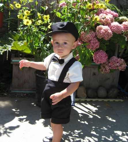 8f4394b3629 DapperLads - Black Boys Ring Bearer Shorts Set - Page Boys    b Ring Bearers  b   - Dapper Little Chaps -The Page Boys  br In Vintage-European Inspired Ring  ...