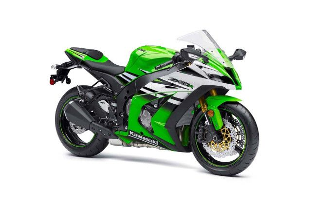 2015 Kawasaki Ninja ZX 10R   Celebrating 30 Years of Ninja Photo