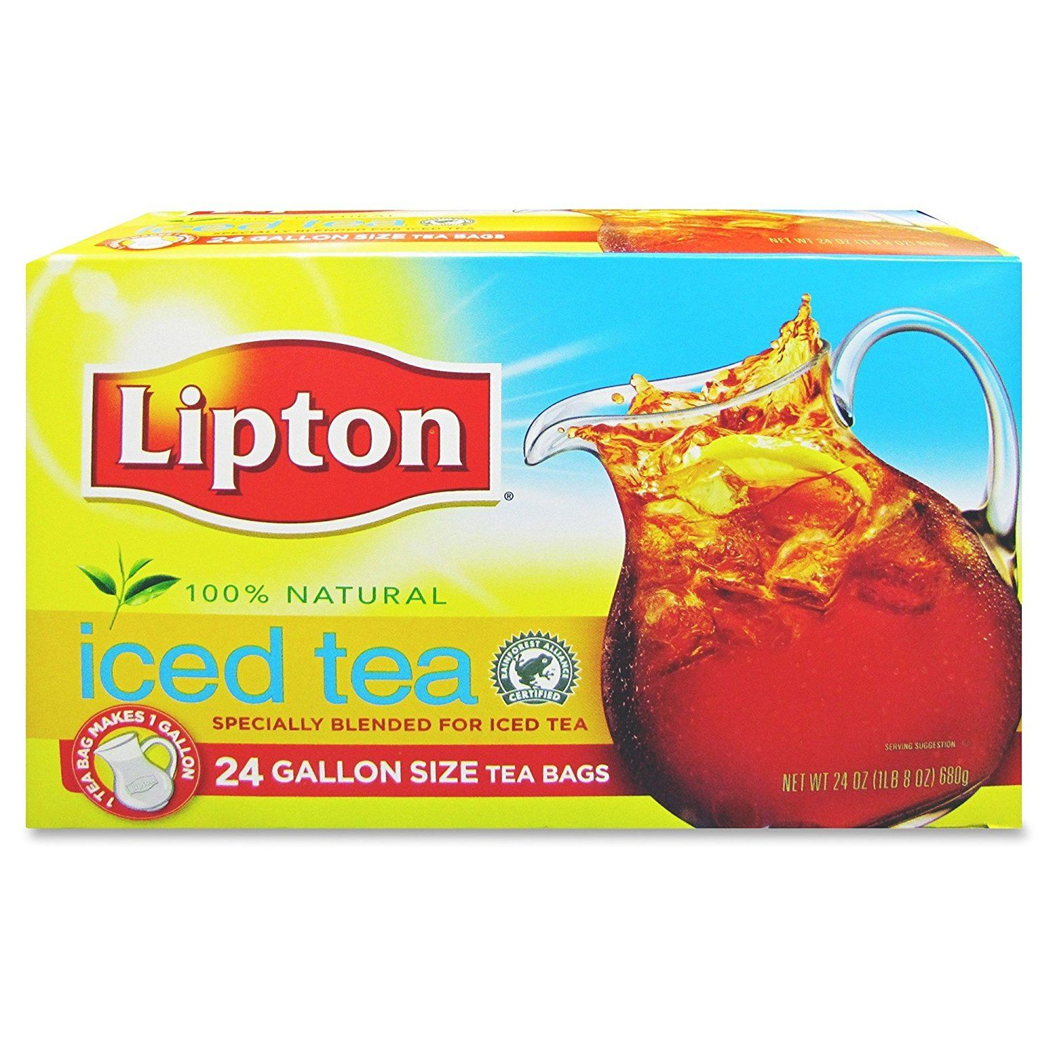 Lipton Smooth Blend Iced Tea 1 Oz Bag Read More Reviews Of The Product By Visiting Link On Image This Is An Affiliate Icedtea