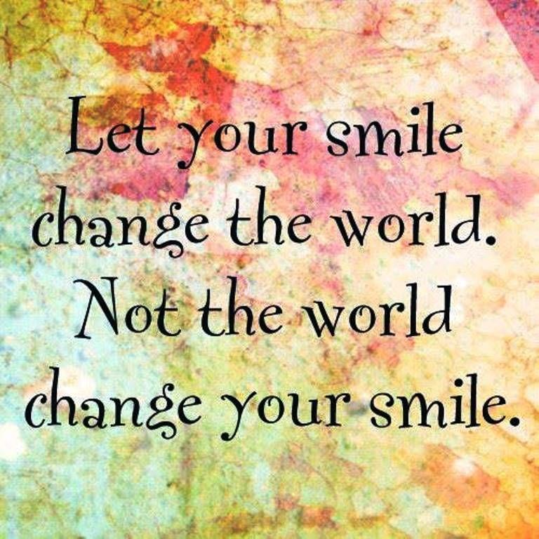 ☮ American Hippie Quotes ~ Smile | Hippie quotes, Cute ...