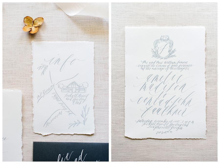 Written word calligraphy design vancouver calligrapher modern