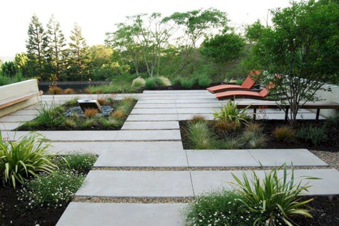 Cool 25 Minimalist Dream Garden Design Ideas