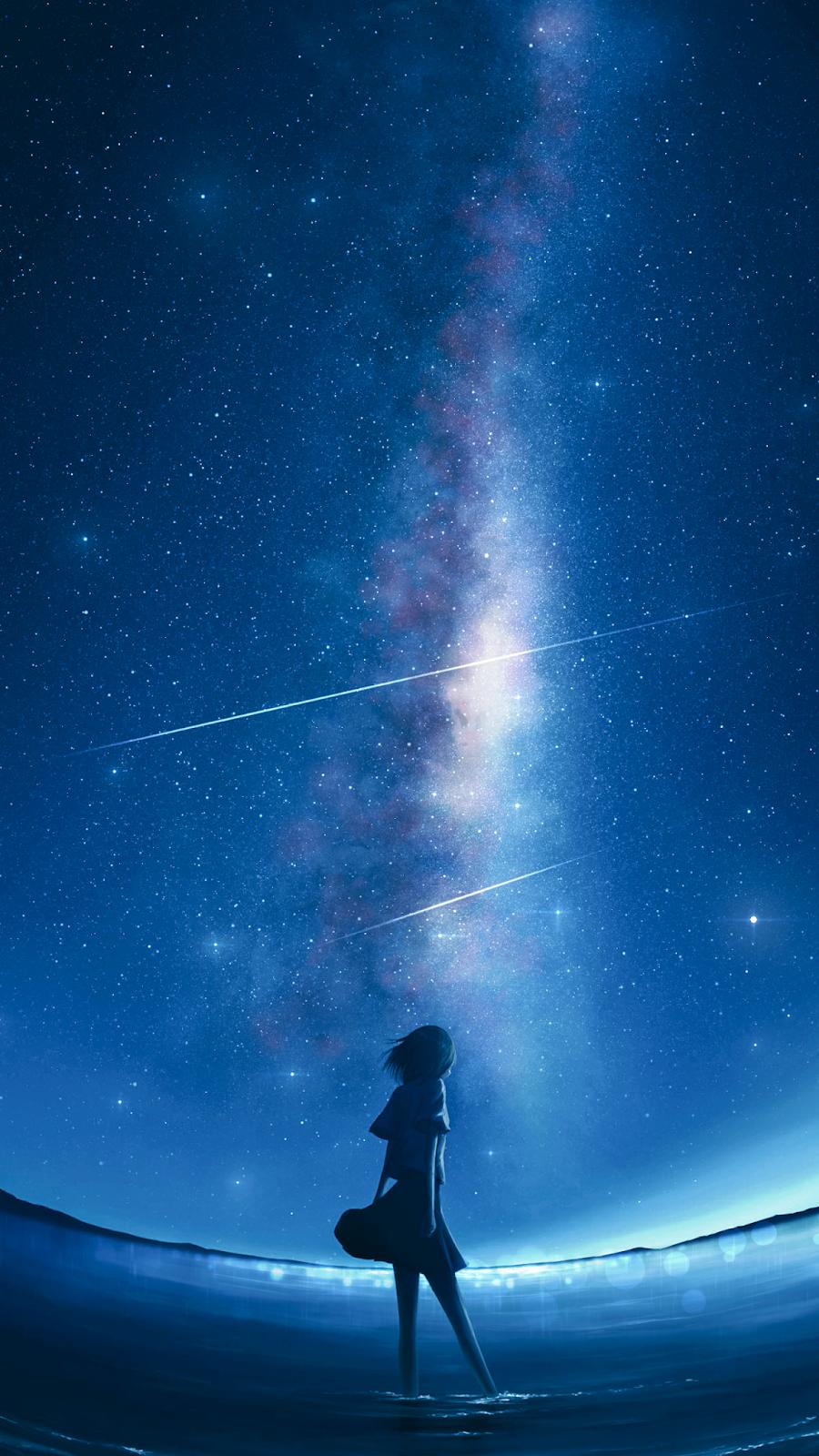 Pin Oleh Melody Golden Di Anything Di 2020 Pemandangan Khayalan Pemandangan Anime Pemandangan