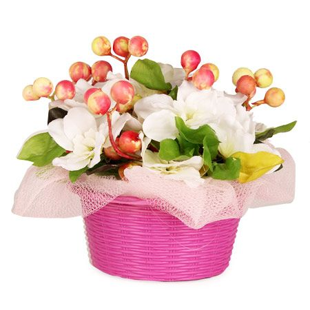 An Artificial Flower Is The Best Option For Home Decoration Buy And