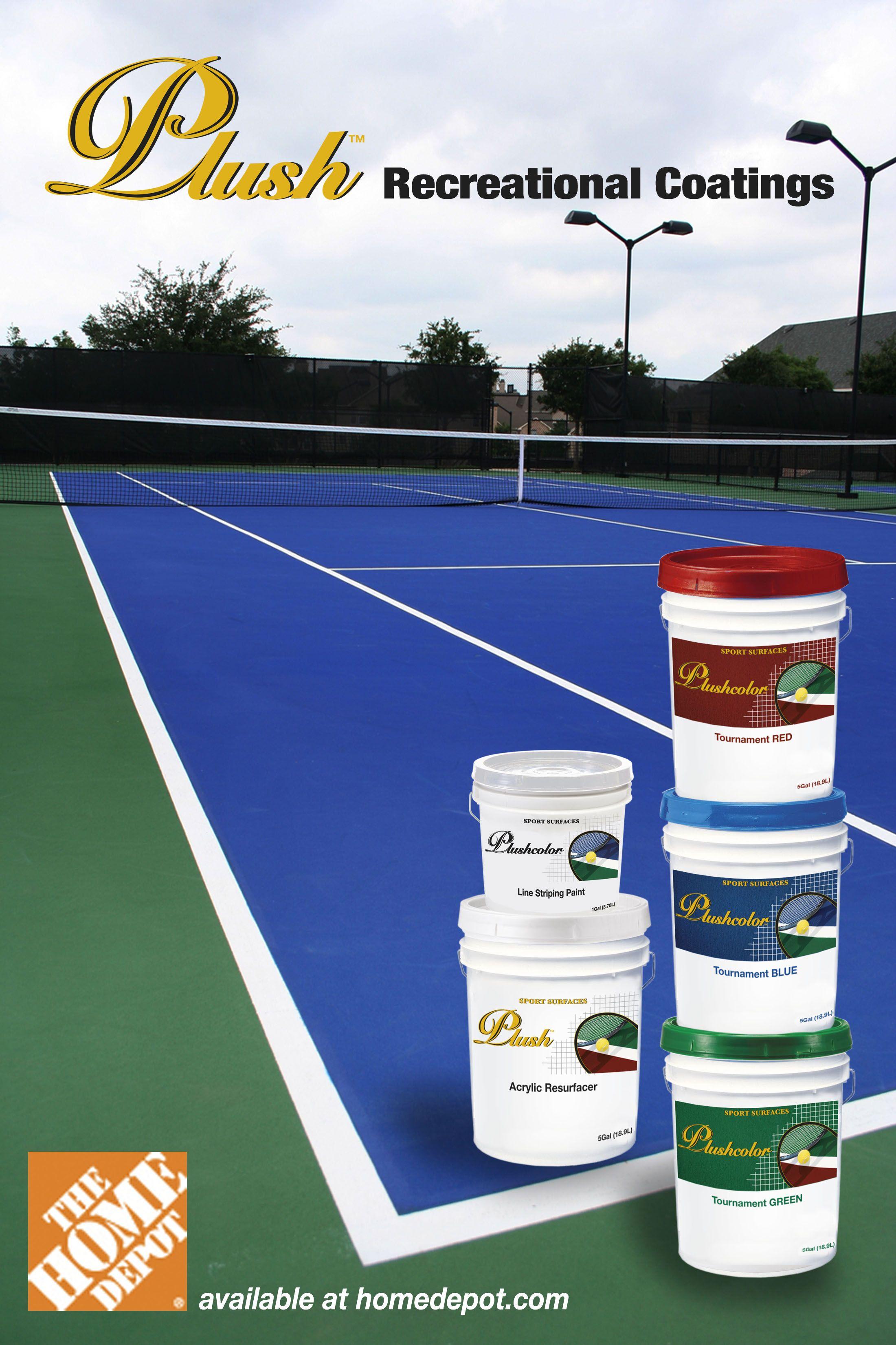 plush 5 gal tournament green recreational surface coating greens