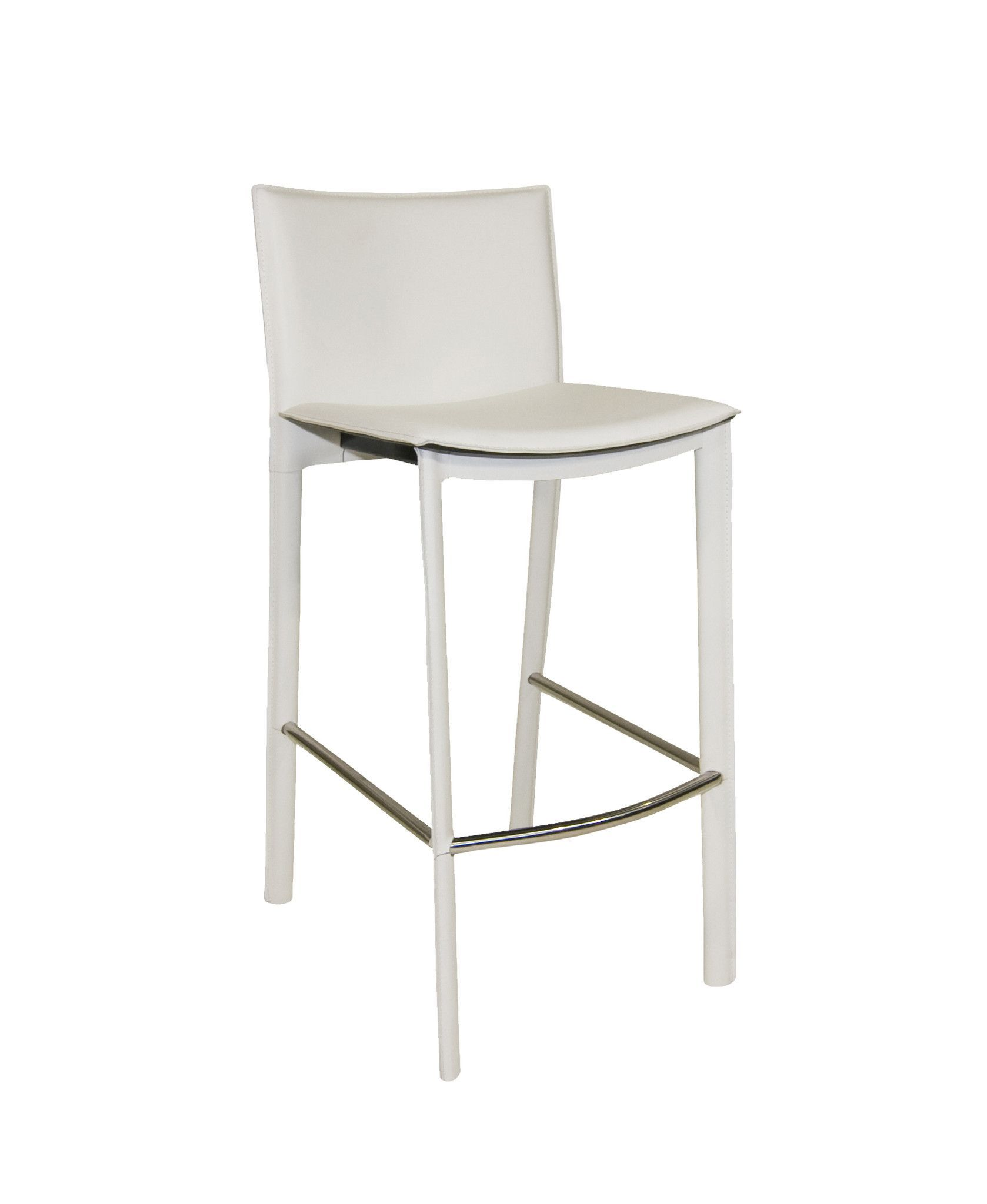 Panca Counterstool 26 White Counter Stools Moe S Home