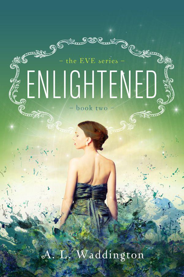 Pretty Book Cover Yoga : Enlightened eve a l waddington ooooh it s so