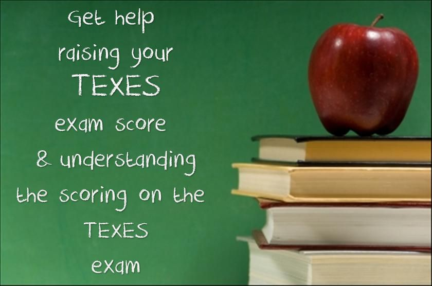 The Texas Examinations of Educator Standards (TExES) tests are part ...