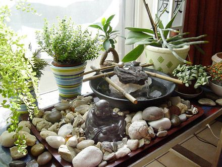 jardines zen en casa inspiracin de diseo de interiores