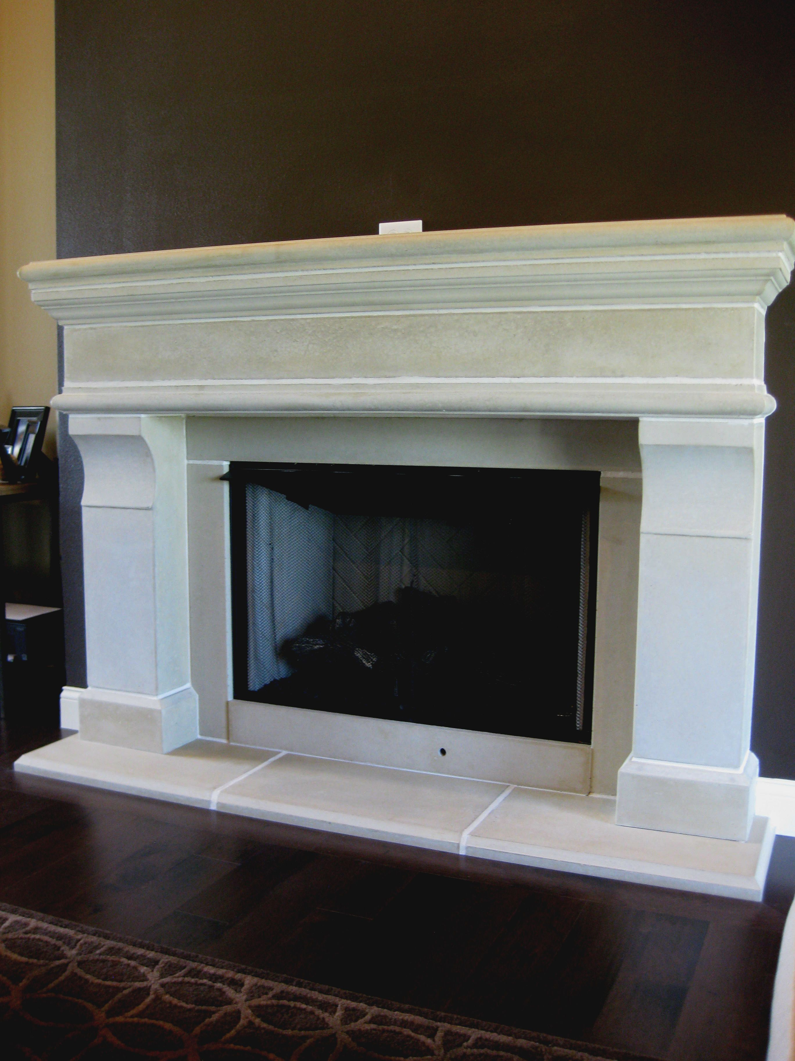 Precast concrete and Fireplace surrounds