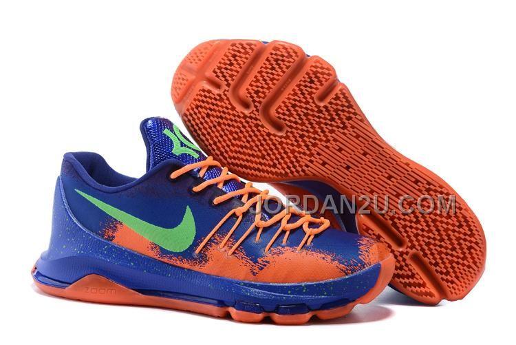 http www jordan2u com nike kd 8 team orange royal blue green html rh pinterest com