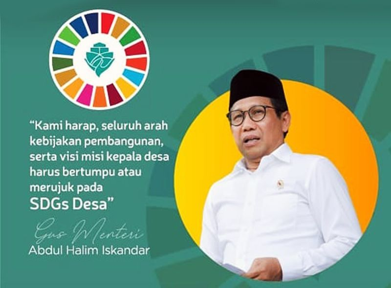Para Kades Diminta Berpedoman Ke Sdgs Desa Di 2020 Pulau Lombok Pedesaan Bijak