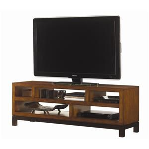 Tommy Bahama Home Ocean Club Pacifica Entertainment Console