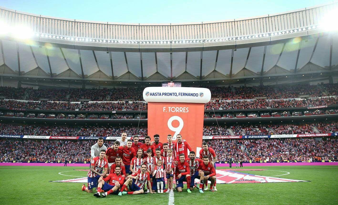 Pin de Fernando Campón en Atleti Torres, Fernando torres