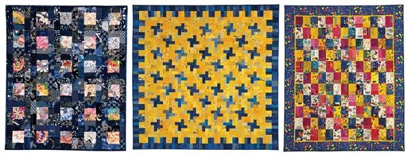 Successful Scrap Quilts from Simple Rectangles 1
