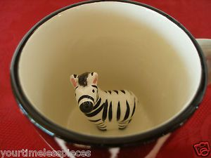 suprise zebra cup | photos not available for this variation