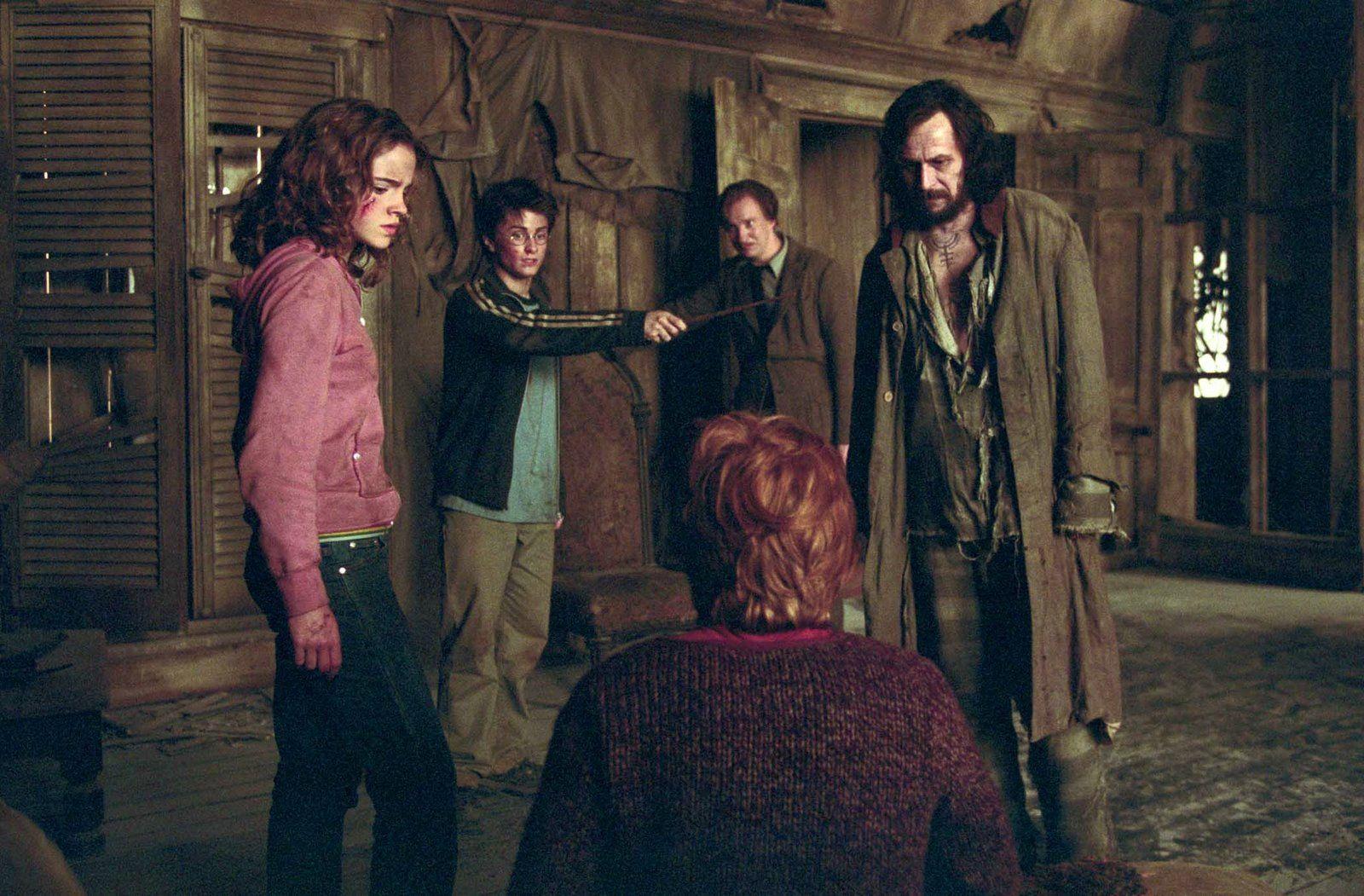 Harry Potter Et Le Prisonnier D Azkaban Film Harry Potter Et Le Prisonnier D Azkaban 2004 Alfonso Cuaron Harry Potter Films Prisoner Of Azkaban Kijken
