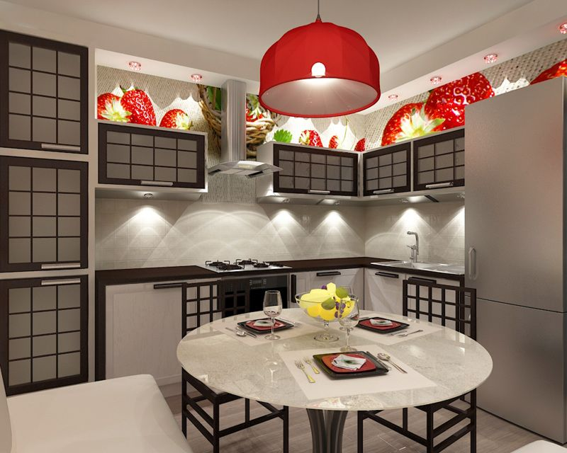 Strawberry kitchen my style design ideas pinterest - Strawberry kitchen decorations ...
