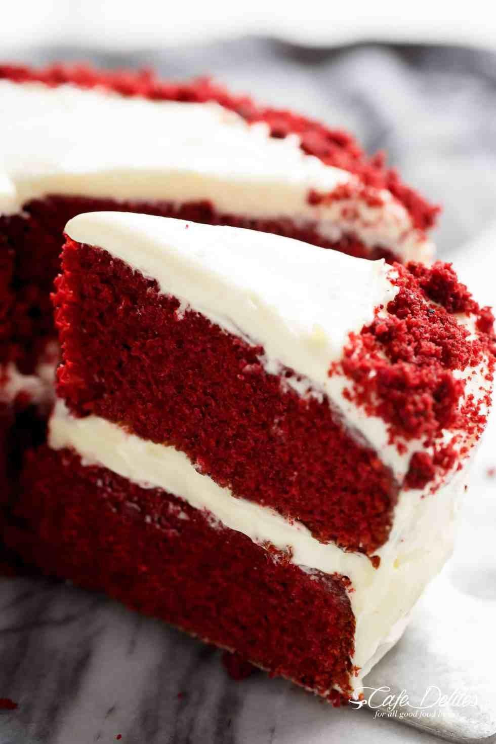 Best Red Velvet Cake Best Red Velvet Cake Red Velvet Cake Recipe Cake Cafe