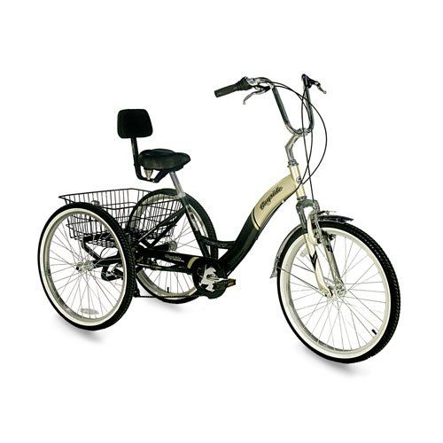 Kent Bayside 24in 7 Speed Adult Tricycle Kent Http Www Amazon