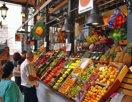 Mercados De Madrid Establecimientos Mercado Madrid Puestos De
