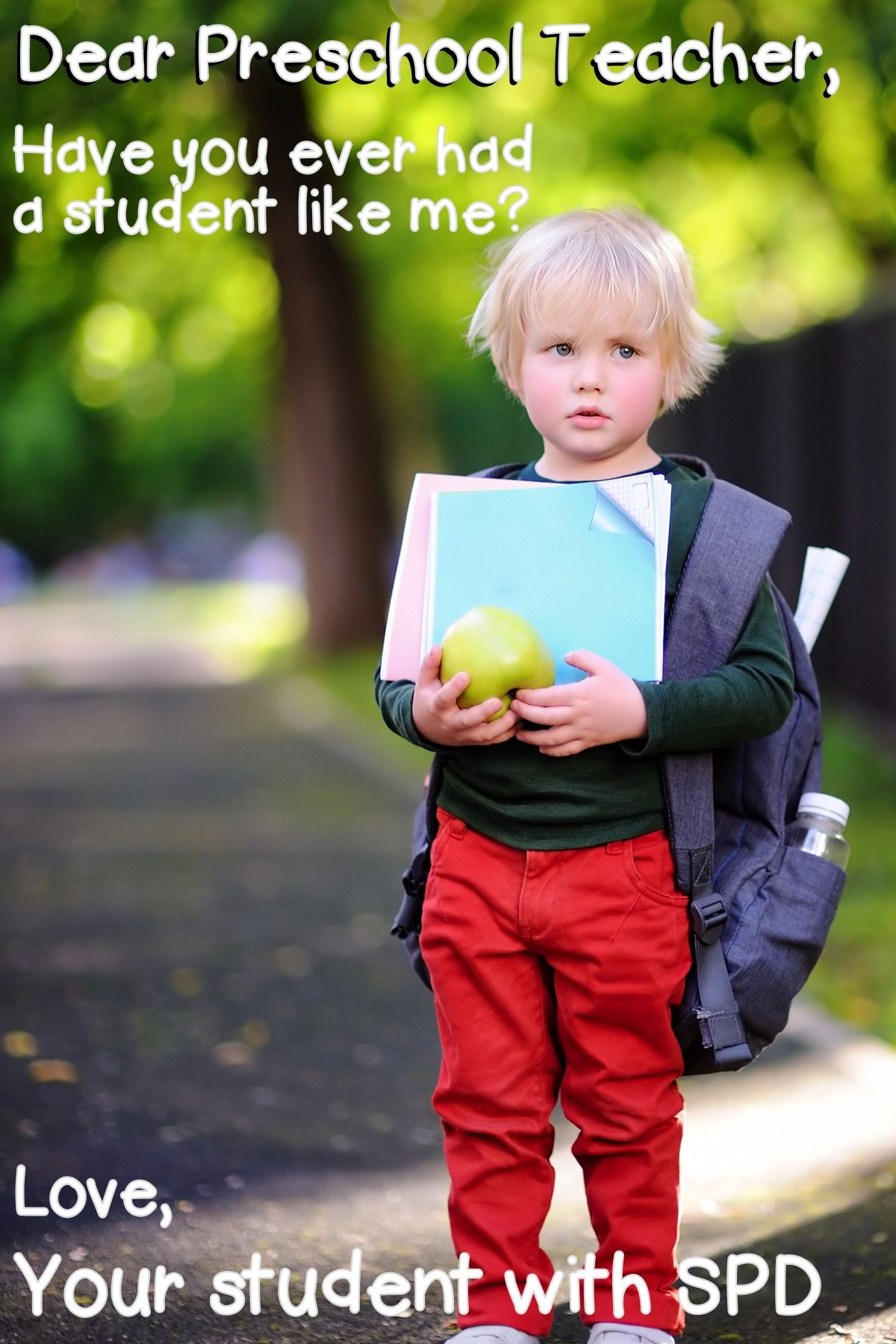Sensory Processing Disorder How To Help Your Preschooler