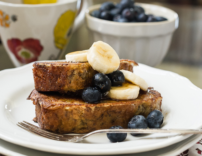 Banana Bread for Days: 40 Recipes to Make This Weekend via Brit + Co.