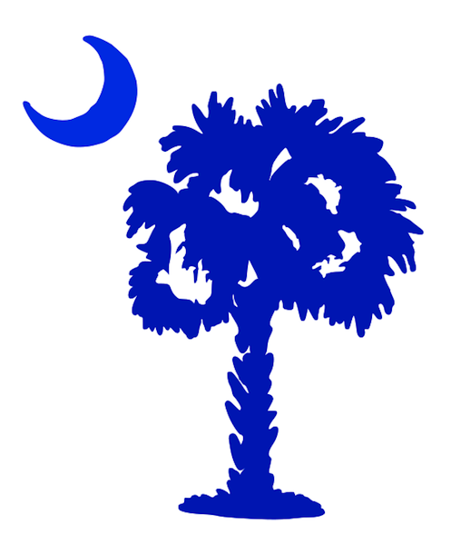 Obligatory Palmetto Tree Palmetto Tree Art Clip Art