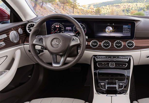 2018 Mercedes E Class Coupe Revealed Mercedes E Class Coupe
