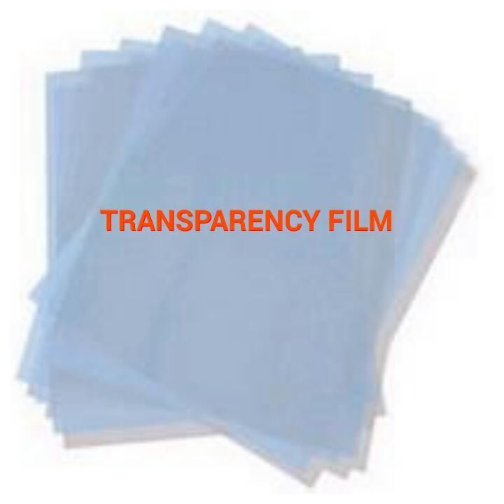 10 Sheets Transparency OHP Film Acetate Clear A3 For black and white laser jet