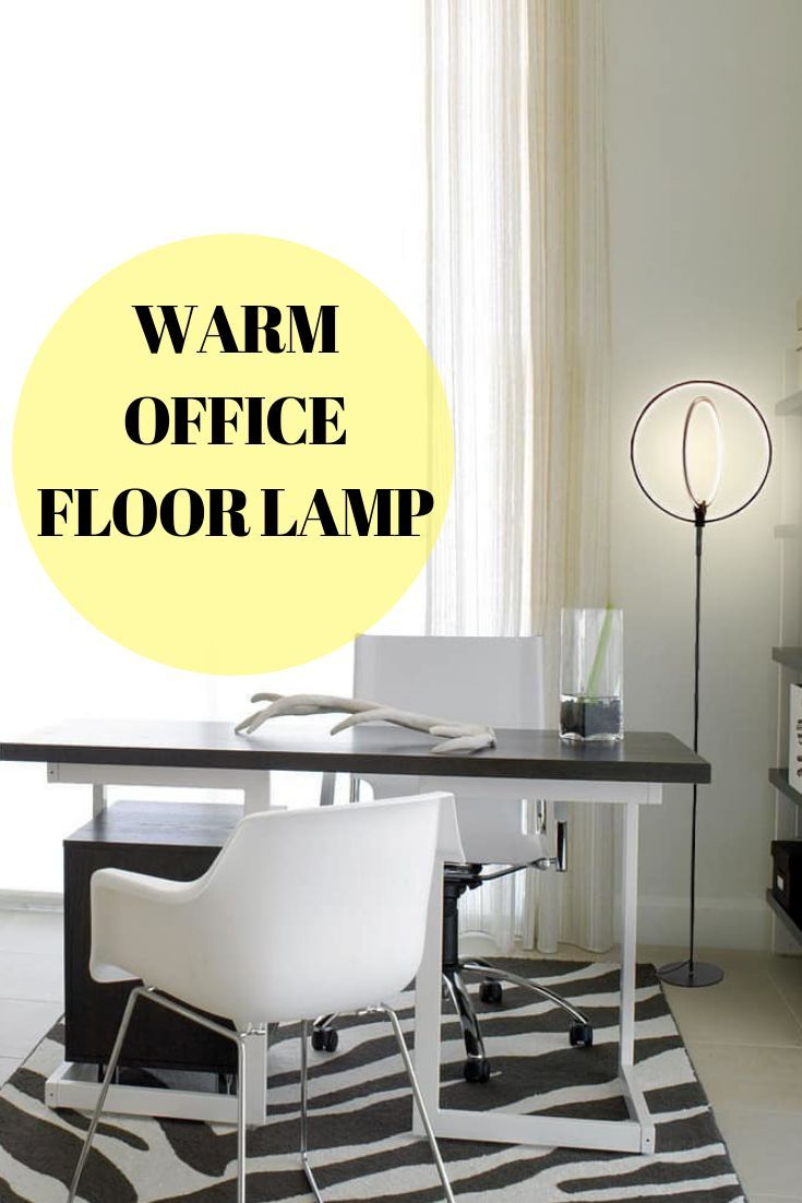 Eclipse Led Floor Lamp Very Bright Dimmable Light For Living