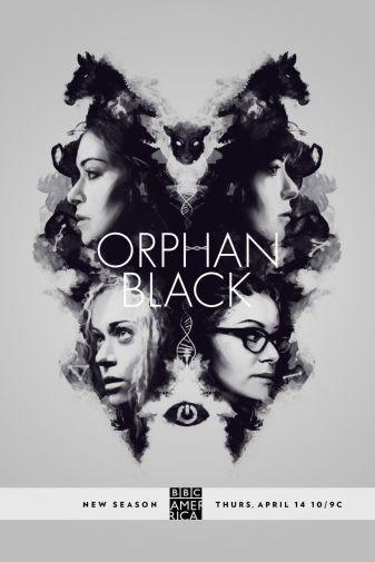 Orphan Black Poster 24x36 Orphan Black Serie Black Tv Series Orphan Black Season 5