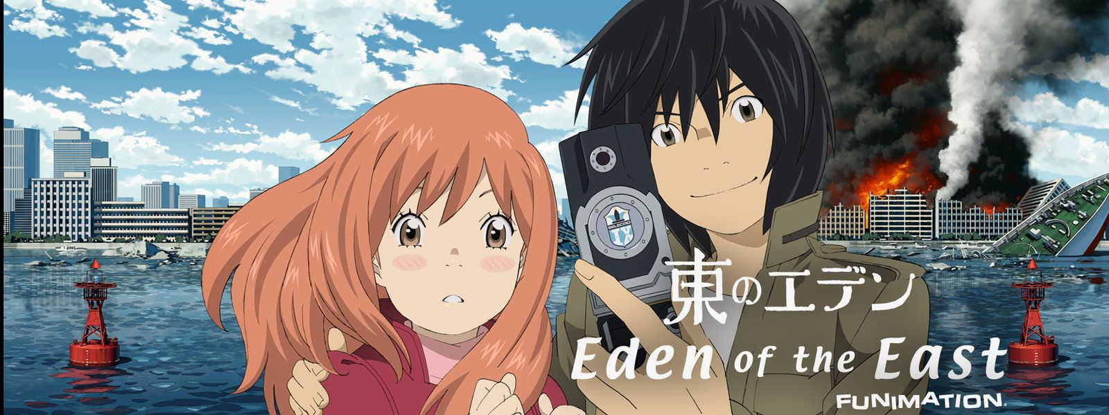 Eden of the East Mystery tv shows, Drama tv shows