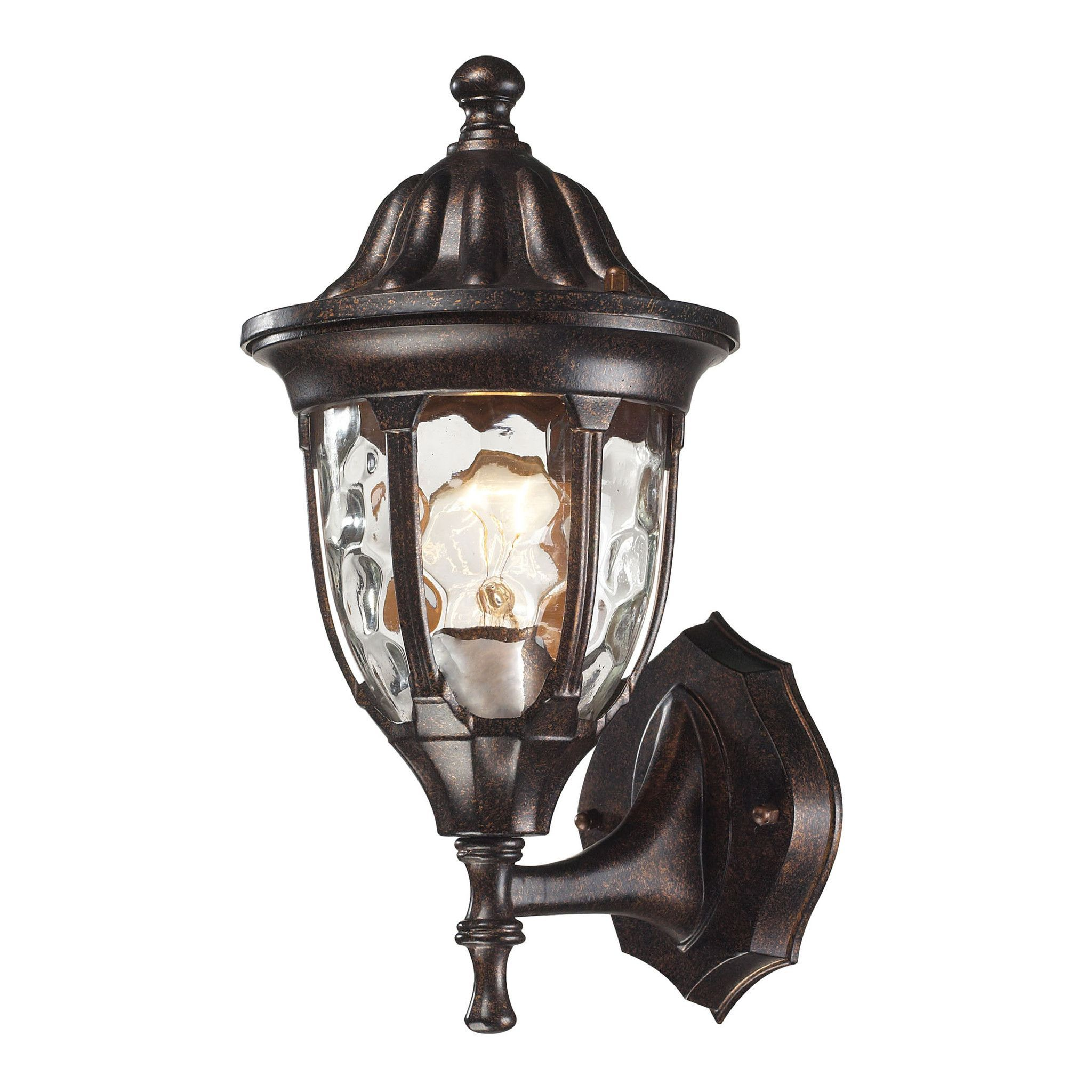 Elk Lighting 450001 Glendale Collection Regal Bronze Finish