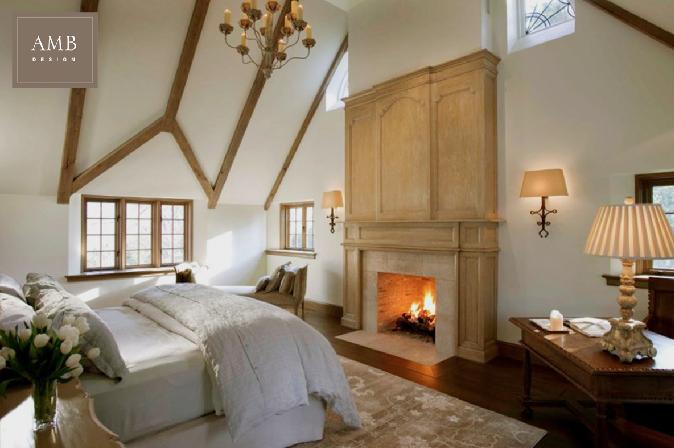 Vintage Inspired Bedroom Designed By Anne Marie Barton Ambdesign