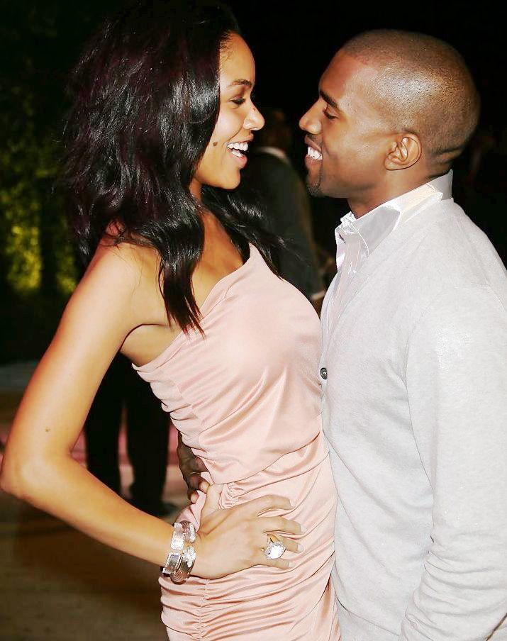 Alexis Phifer Kanye West He Has Since Downgraded Old Love Kanye West Kanye