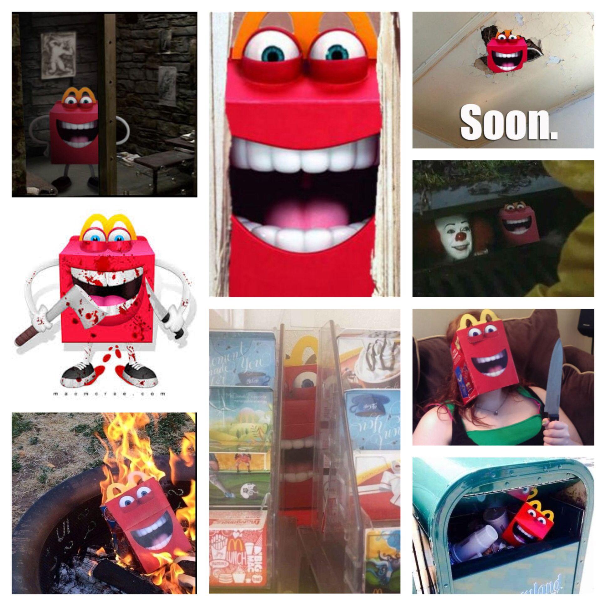 Mcdonalds Happy Meal Box 2014 Meme