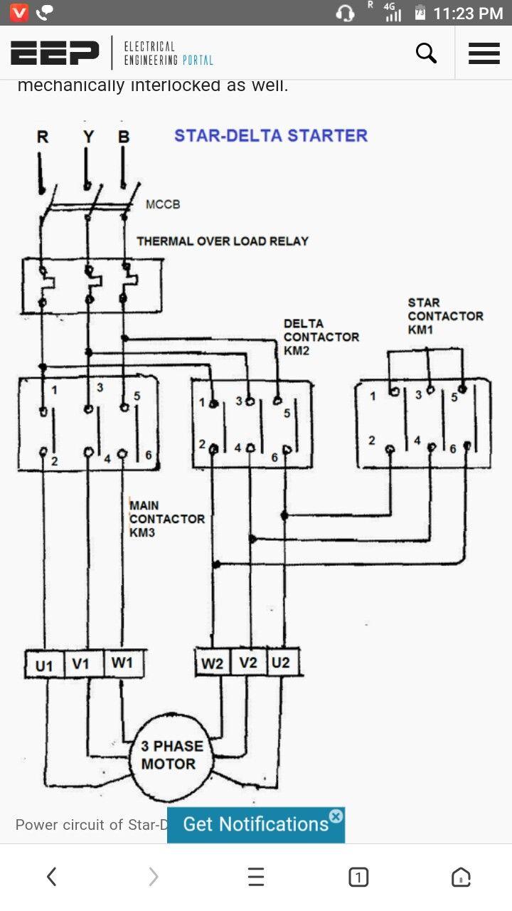 diagram of delta connection