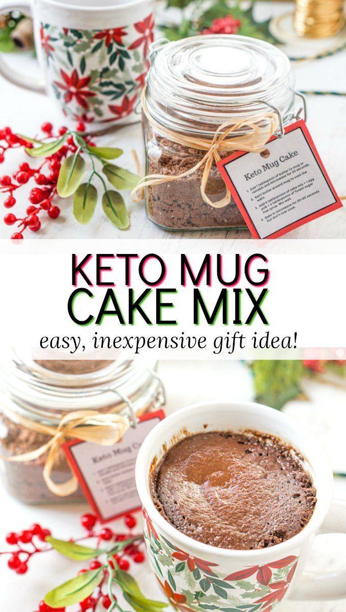 Homemade Keto Mug Cake Mix | Recipe | Keto mug cake, Sugar ...