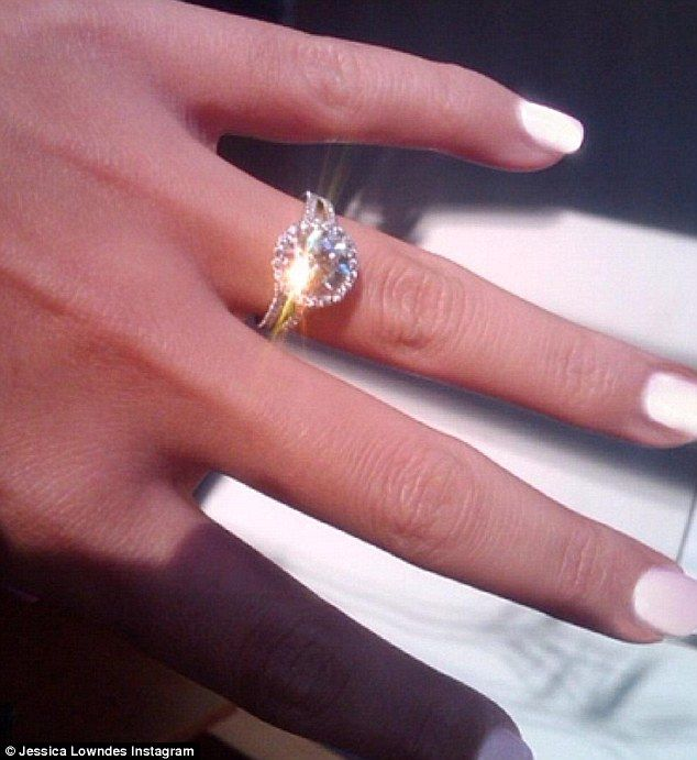 It was only a joke! Sharing a series of loved-up pictures, culminating in a snap of a diamond ring, the pair played a fantastic practical joke on the world - fooling nearly everyone into thinking they were engaged