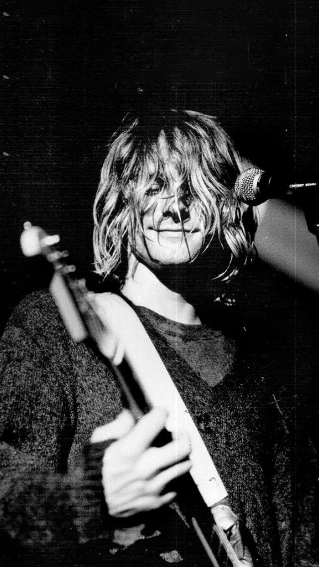 Kurt Cobain Wallpaper Donald Cobain Nirvana Nirvana Kurt Cobain