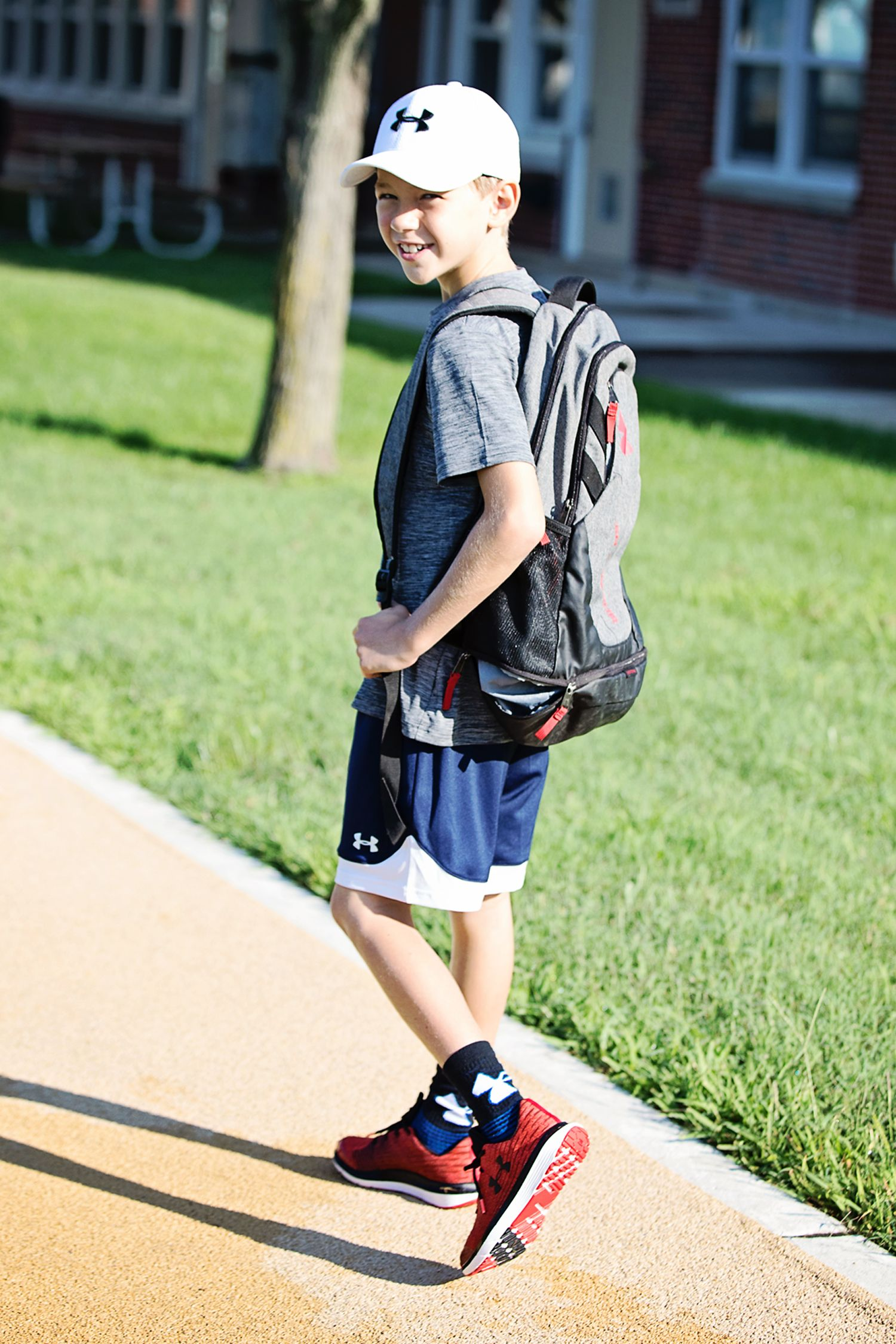496faa36a54 Gearing Up With Under Armour | Fashion || Everyday Casual | Fashion ...