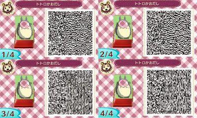 Animal Crossing New Leaf Qr Codes Designs Acnl Path Accent