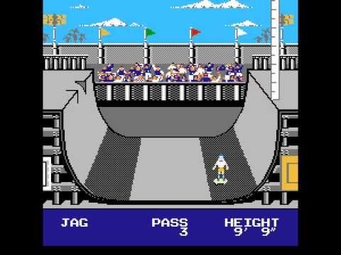 Nes Longplay 233 Skate Or Die Nintendo Nes Nintendo Nes Games Video Games Nintendo