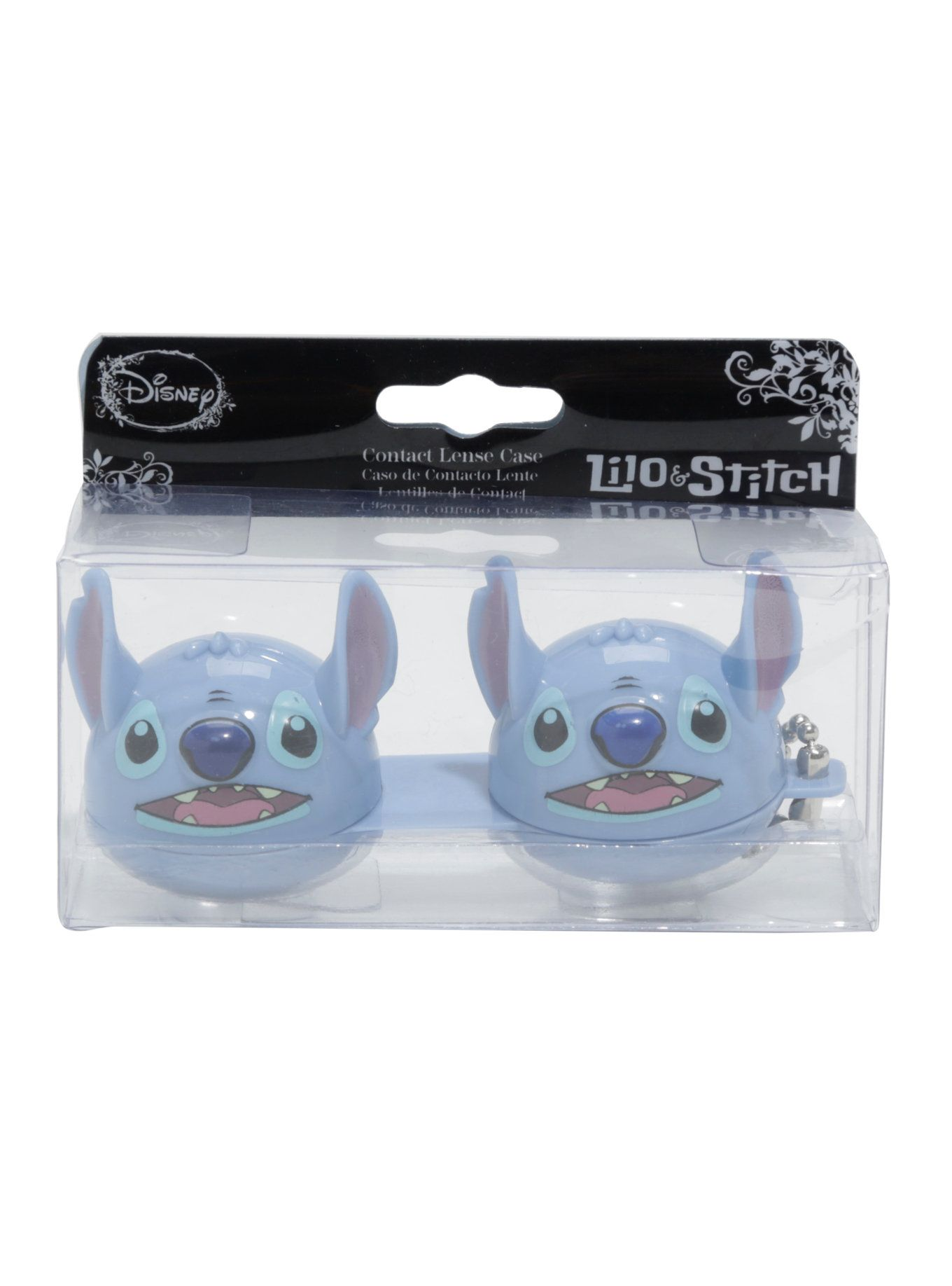 Disney Lilo Stitch Stitch Contact Lens Case Contact Lenses Case Contact Lenses Contact Lens Cases