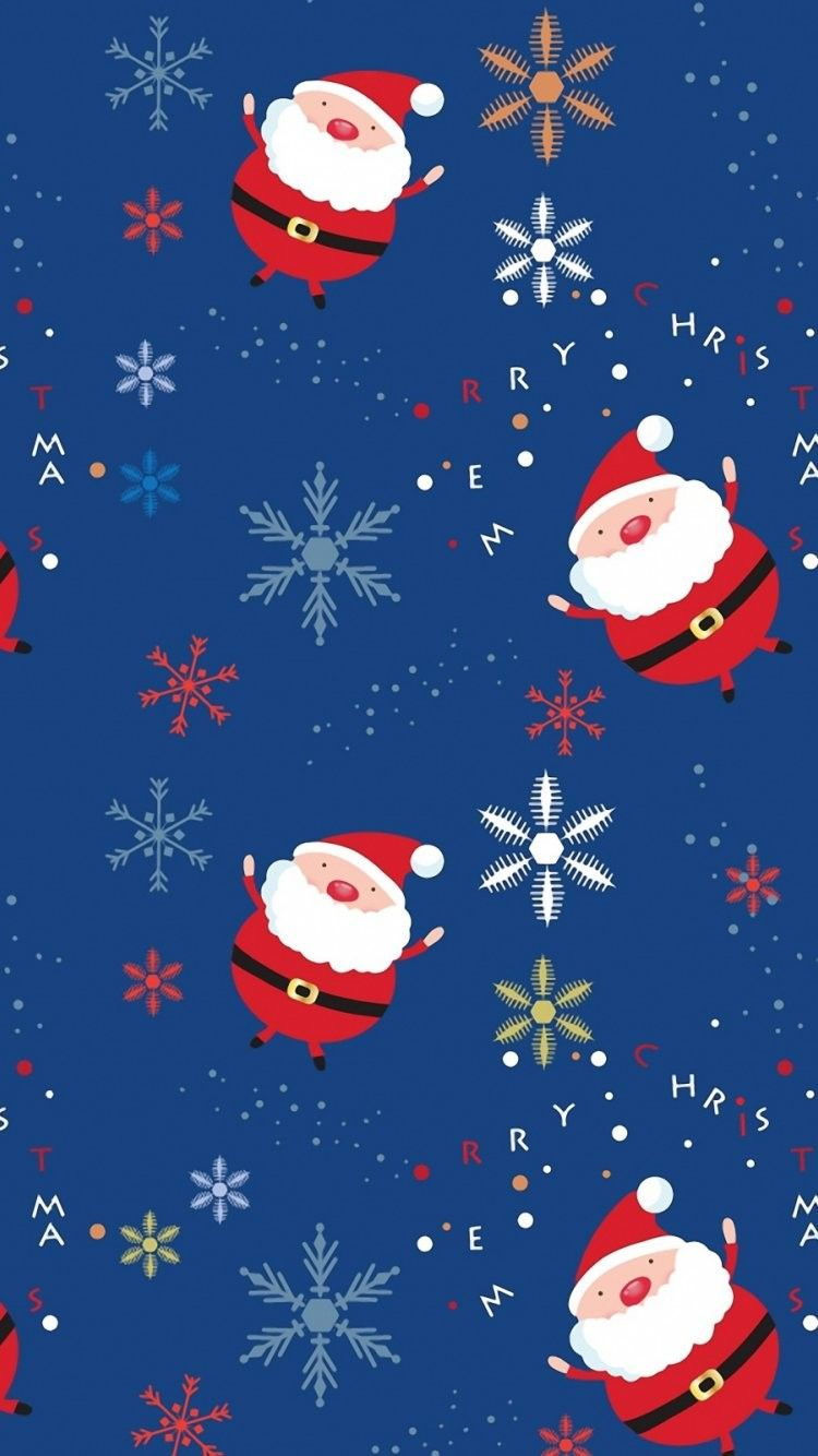 christmas iphone wallpaper